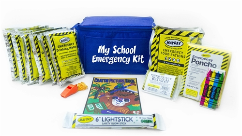 School Emergency Kits