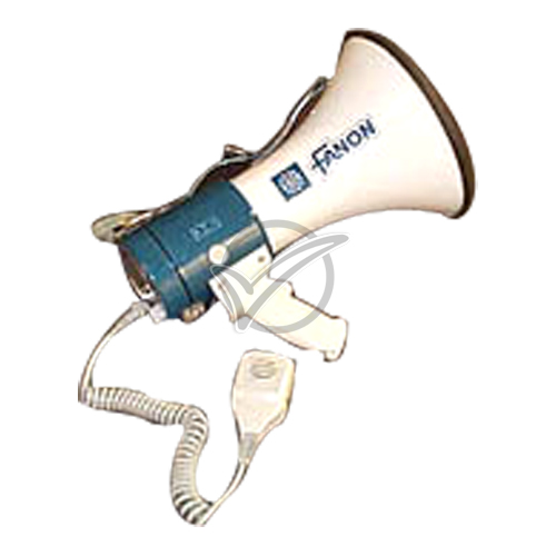 Bull Horn - 25 Watt with Detachable Mike