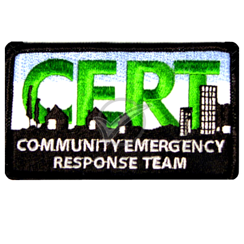 CERT Logo Patch
