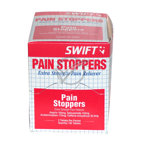 Pain Stoppers - 50 / 2 Packs