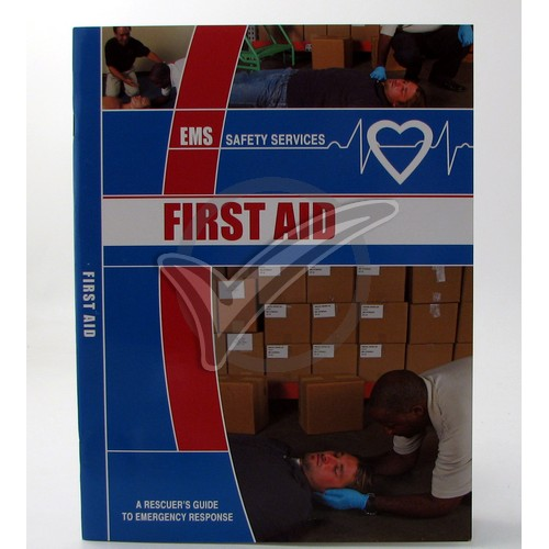 First Aid Book – 44 pages