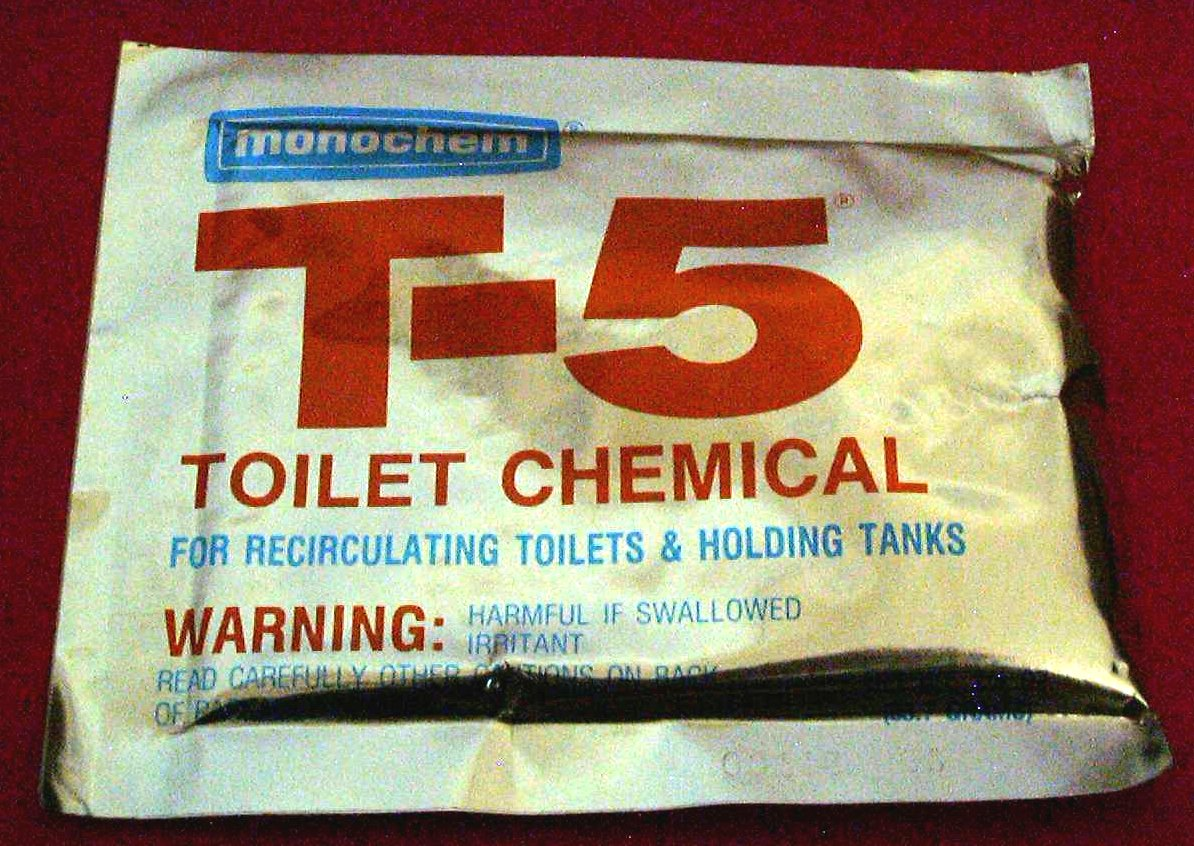 Port-A-Pottie Chemical - 1 Packet
