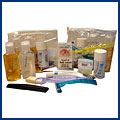 The Clear Solution (11 piece) Hygiene Kit