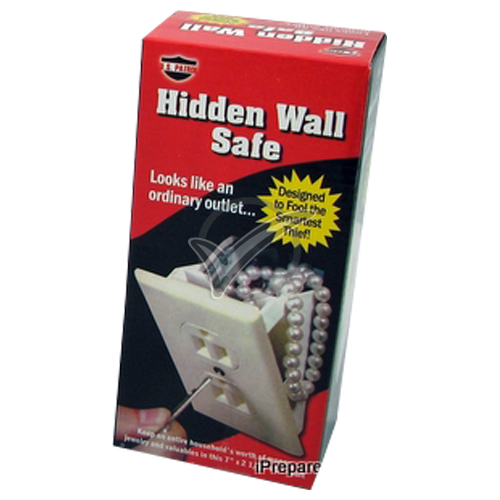 Hidden Wall Safe