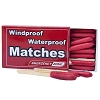 Wind / Waterproof Matches 8 pk