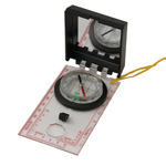 Lensatic Map Compass