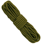 3/8 inch x 50' Rope, Olive Green
