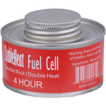 StableHeat Fuel Cell--2 wick, 4 hr