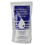 Water Pouches-4.2 oz
