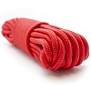 3/8 inch x 50' Rope, Red