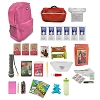 Keep-Me-Safe Children's Survival Kit - Pink Backpack