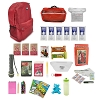Keep-Me-Safe Children's Survival Kit - Red Backpack