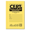 CERT All Weather Forms Book