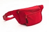 Blank Fanny Pack - Small ( Red )