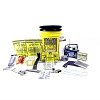 Deluxe Emergency Kit - 3 Person 72-Hour Honey Bucket Kit