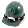 Hard Hat - Green 4 Point W/ Rachet