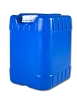 5 Gallon Blue Water Container W/ Lock Cap