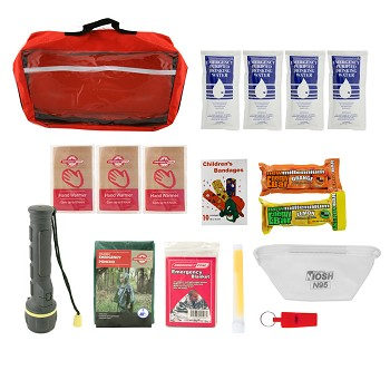Children's Compact Disaster Survival Kit