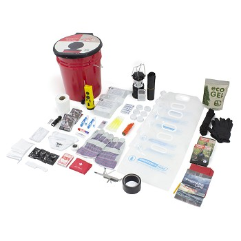 Complete Hurricane Survival Kit - 2 Person