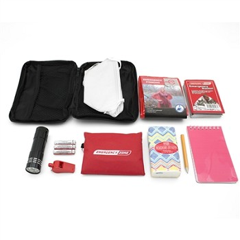 SoloPrep Slim - Personal Emergency Kit