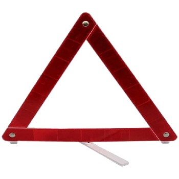 Reflecting Triangle with Stand