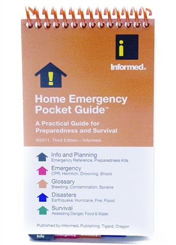 Home Emergency Pocket Guide