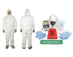 Deluxe Close Encounter Kit - Emergency Suit