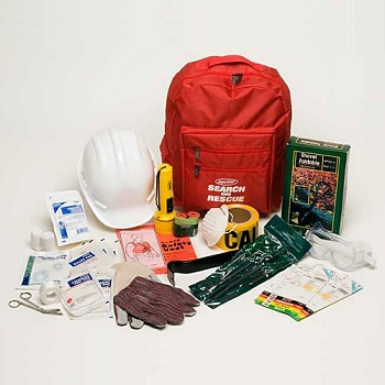 Deluxe Search & Rescue Kit - 1 Person