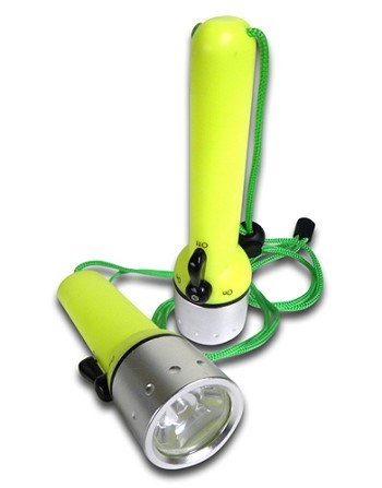 Waterproof Diving Flashlight