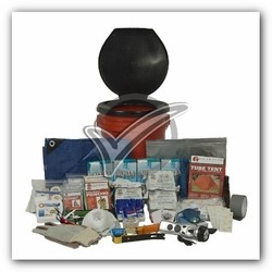5 Person Guardian Deluxe Office Survival Kit