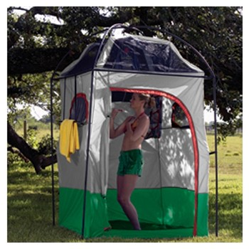 Deluxe Shower/Shelter Combo