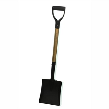 Flat or Round Point Yard Clean-up Shovel