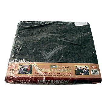 50% Wool Blanket 60 in. x 80 in.