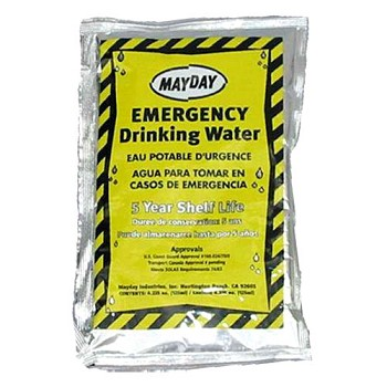 Mayday Pouch Water 4.225 Oz