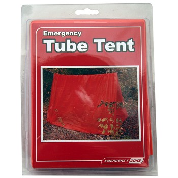 Tube Tent-clamshell
