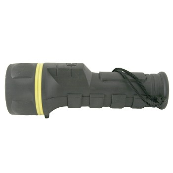 Rubber Flashlight--D